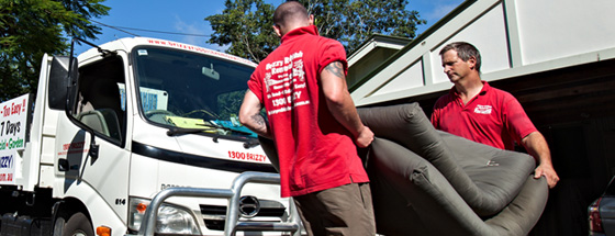 Household rubbish removal Brisbane