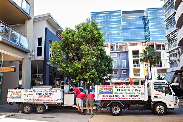 Moving house rubbish removals Brisbane