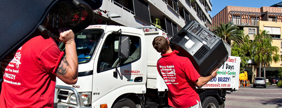 Commercial rubbish removals Brisbane