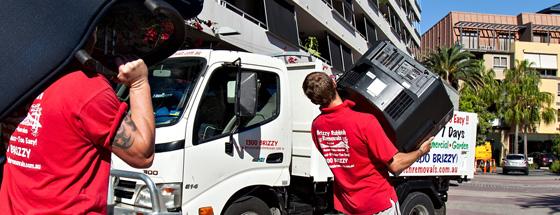 Commercial rubbish removals Brisbane
